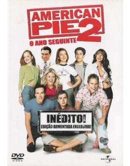 American Pie 2 - O Ano Seguinte [DVD]
