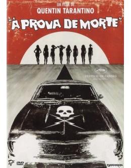 À Prova de Morte [DVD]