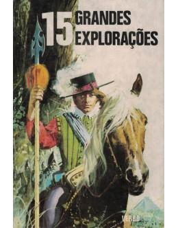 15 Grandes Explorações | de Diélette