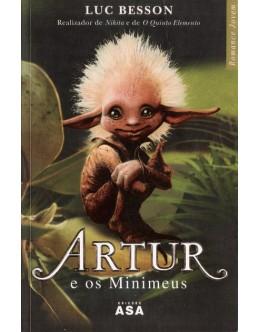 Artur e os Minimeus | de Luc Besson