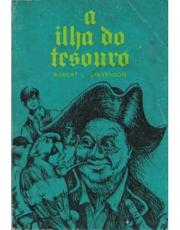 A Ilha do Tesouro | de Robert L. Stevenson