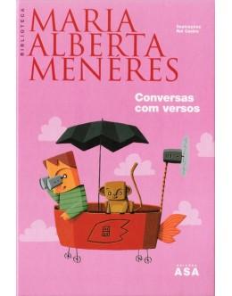 Conversas com Versos   de Maria Alberta Menéres