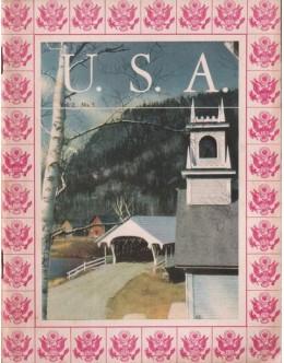 U. S. A. - Vol. 2 - N.º 5