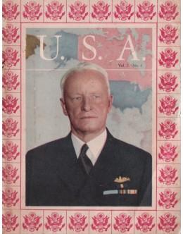 U. S. A. - Vol. 2 - N.º 4
