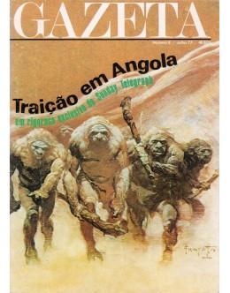 Gazeta - N.º 8 - Julho 1977
