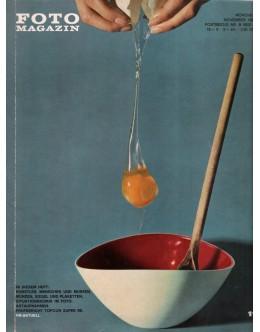 Foto Magazin - N.º 11 - November 1963