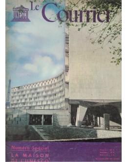 Le Courrier - XI Année - N.º 11 - Novembre 1958