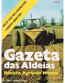 Gazeta das Aldeias - N.º 2894 - Janeiro 1984