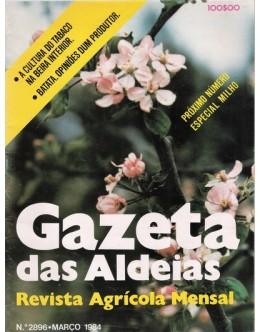 Gazeta das Aldeias - N.º 2896 - Março 1984