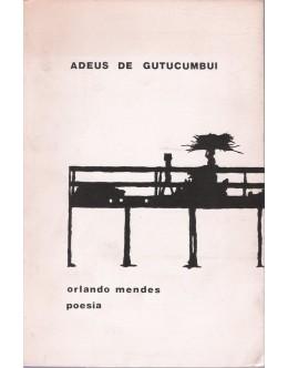 Adeus de Gutucumbui | de Orlando Mendes