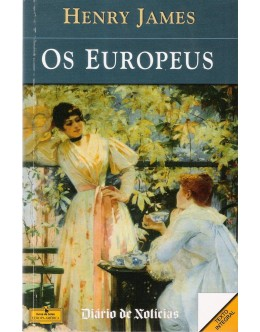 Os Europeus | de Henry James