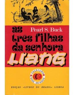 As Três Filhas da Senhora Liang | de Pearl S. Buck