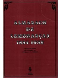 Almanach de Lembranças 1854-1932 | de Gerald M. Moser