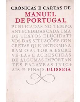 Crónicas e Cartas de Manuel de Portugal