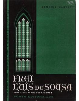 Frei Luís de Sousa   de Almeida Garrett