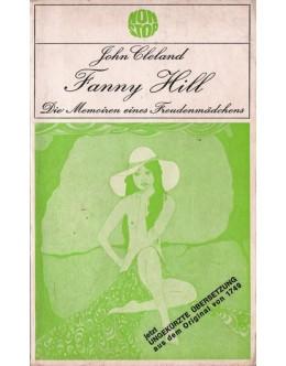 Fanny Hill - Die Memoiren eines Freudenmädchens | de John Cleland
