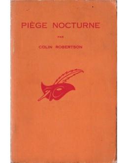 Piège Nocturne | de Colin Robertson