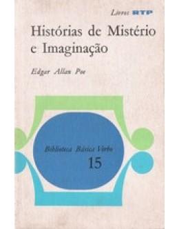 Histórias de Mistérios e Imaginação | de Edgar Allan Poe