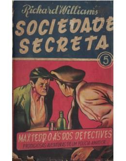 Sociedade Secreta   de Richard Williams