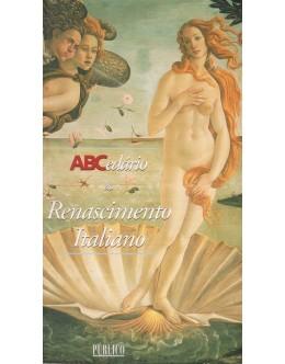 ABCedário do Renascimento Italiano | de Michel Hochmann, Renaud Temperini e Guillaume Cassegrain