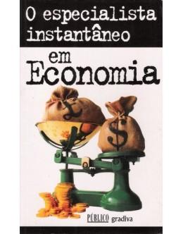 O Especialista Instantâneo em Economia   de Stuart Trow