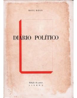 Diário Político | de Raul Rêgo