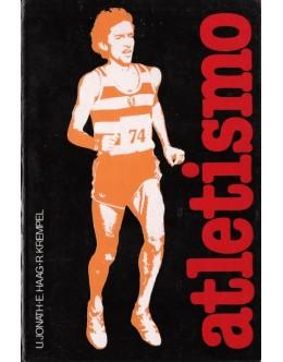 Atletismo - Corrida e Salto | de Ulrich Jonath, Eduard Haag e Rolf Krempel