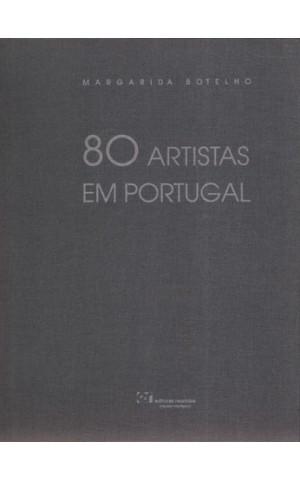 80 Artistas em Portugal   de Margarida Botelho