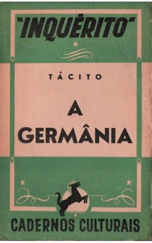 A Germânia | de Tácito