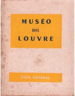 El Muséo del Louvre - Guia General   de Marie-Thérèse Barrelet e Gérard Hubert
