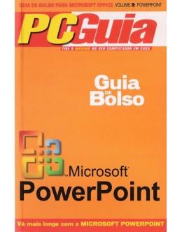 Guia de Bolso para Microsoft Office Volume 3: PowerPoint