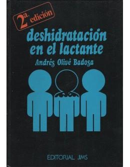 Deshidratación en el Lactante   de Andrés Olivé Badosa