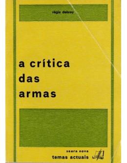 A Crítica das Armas | de Règis Debray