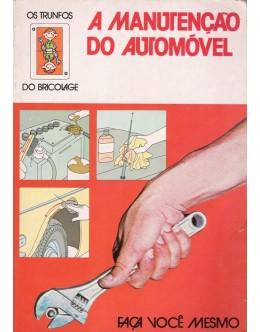 A Manutenção do Automóvel | de Giancarlo de Cesco e Guido di Pietro