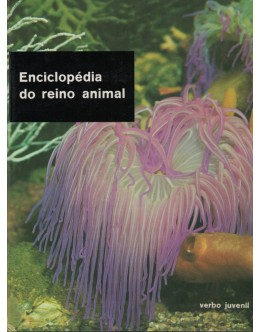 Enciclopédia do Reino Animal [8 Volumes]
