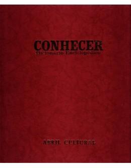 Conhecer - Dicionário Enciclopédico [3 Volumes]