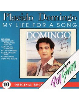 Placido Domingo | My Life for a Song [CD]