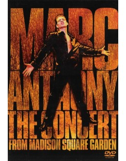 Marc Anthony | The Concert From Madison Square Garden [DVD]