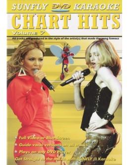 VA | Sunfly Karaoke Chart Hits Vol. 7 [DVD]
