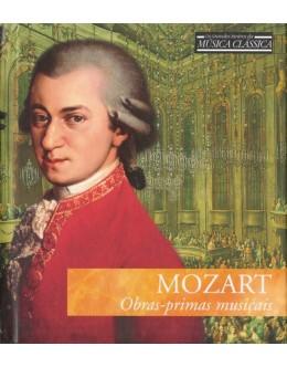 Mozart | Obras-Primas Musicais [Livro+CD]