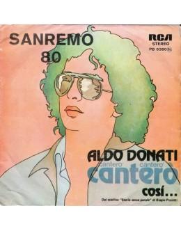 Aldo Donati | Canterò Canterò Canterò