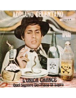 Adriano Celentano | L'Unica Chance [Single]