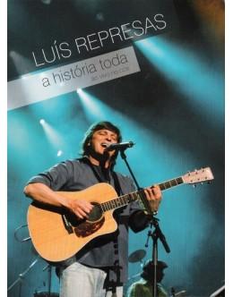 Luís Represas | A História Toda: Ao Vivo no CCB [DVD]
