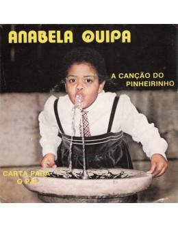Anabela Quipa | A Canção do Pinheirinho [Single]