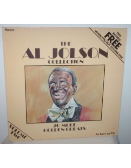 Al Jolson | The Al Jolson Collection - Volume Two