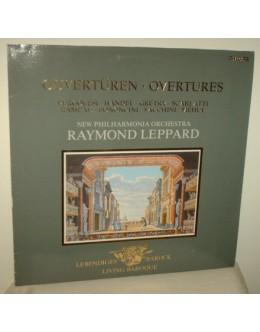 New Philharmonia Orchestra / Raymond Leppard | Ouvertüren aus dem 18. Jahrhundert [LP]