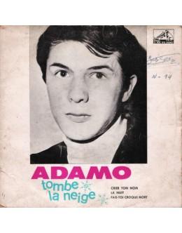Adamo | Tombe la Neige