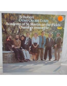 Schubert / Ensemble De Chambre De The Academy Of St. Martin-in-the-Fields | Octet Op. 166 D. 803 [LP]
